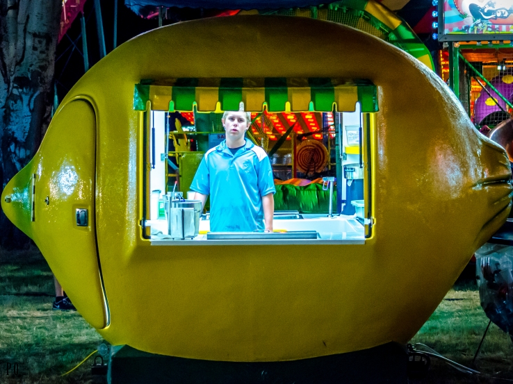 photo of lemonade stand 2013 Washington County Fair Hillsboro Oregon
