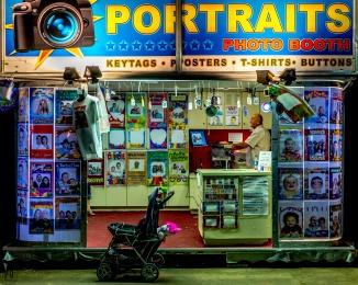 Washington County Oregon Fair photo booth 2014