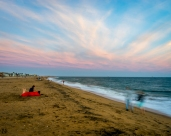landscape photography by paul ottaviano Sunset Beach CA