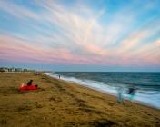 landscape photography by paul ottaviano Sunset Beach CA