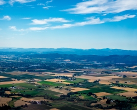 Washington County Oregon aerial photography