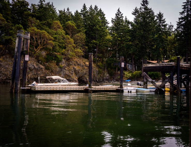 Lopez Island sound landscape photography Hunter Bay by Paul Ottaviano