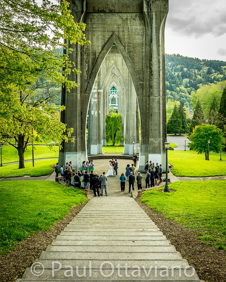 St John's Bridge Wedding Photography by Paul Ottaviano