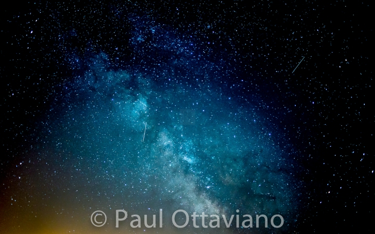 space and starscape photo by Paul Ottaviano