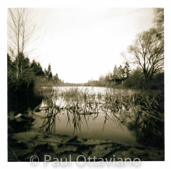 pinhole camera landscape photo | Paul Ottaviano Photography