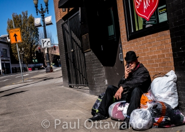 street photography Portland Oregon | Paul Ottaviano Photography