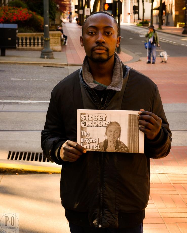 street photography and portraits Portland Oregon