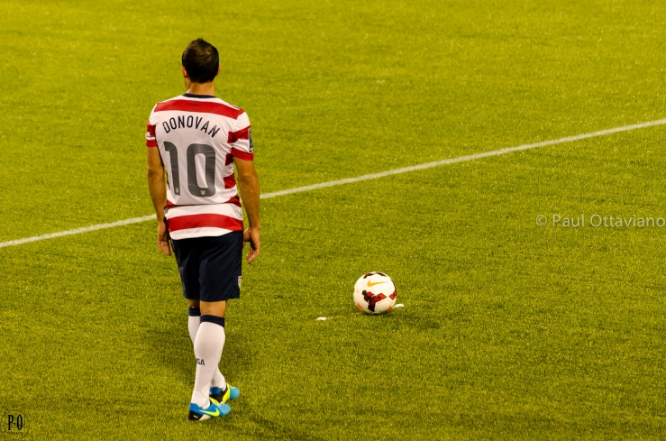 Landon Donovan | Paul Ottaviano Photography