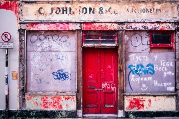 Cork Ireland travel film photography